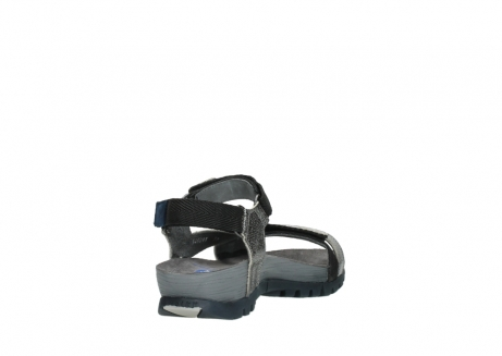 wolky sandalen 05450 cradle 93200 grey leather_9