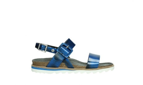 wolky sandalen 08225 minori 30865 blue leather_1