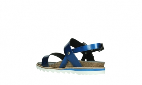wolky sandalen 08225 minori 30865 blue leather_16