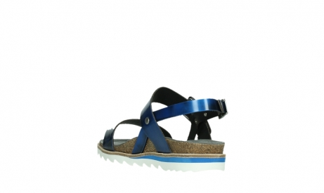 wolky sandalen 08225 minori 30865 blue leather_17
