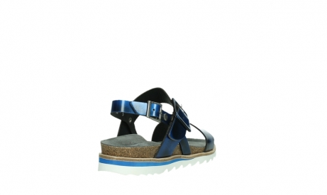 wolky sandalen 08225 minori 30865 blue leather_21