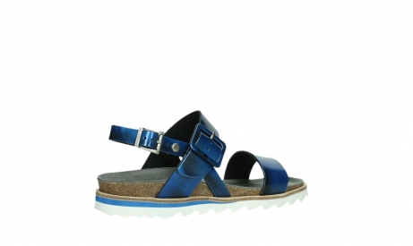wolky sandalen 08225 minori 30865 blue leather_23