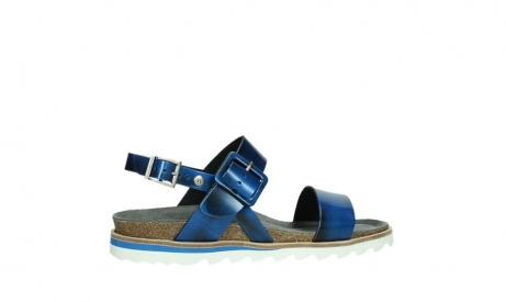 wolky sandalen 08225 minori 30865 blue leather_24