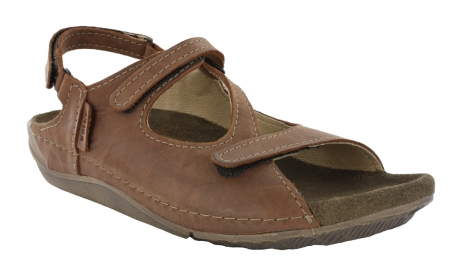 wolky sandals u 00533 leif 90480 cafe leather