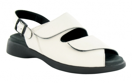 wolky sandals u 00617 nimes 30110 offwhite leather