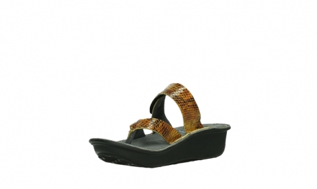 wolky slippers 00877 martinique 98920 ocher leather_10