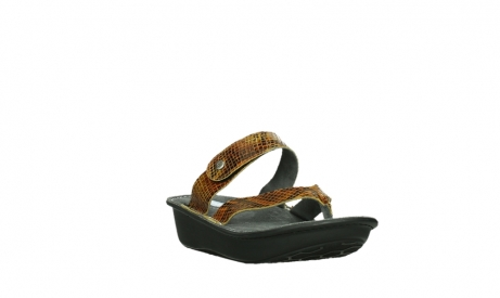 wolky slippers 00877 martinique 98920 ocher leather_5