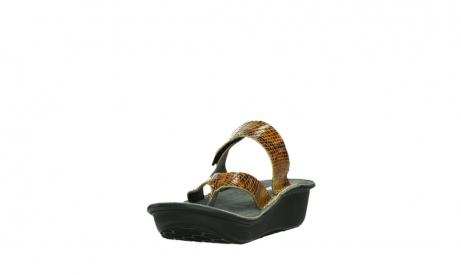 wolky slippers 00877 martinique 98920 ocher leather_9