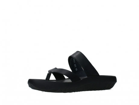 wolky slippers 00880 tahiti 31002 black leather_11