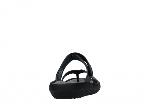 wolky slippers 00880 tahiti 31002 black leather_20