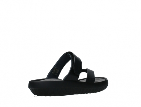 wolky slippers 00880 tahiti 31002 black leather_22
