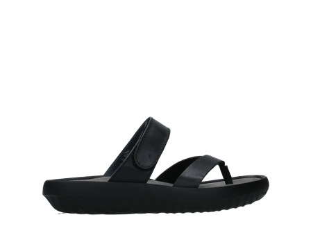 wolky slippers 00880 tahiti 31002 black leather_24