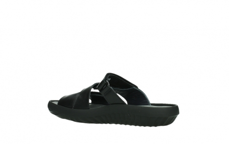 wolky slippers 00885 sense 31002 black leather_15