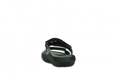 wolky slippers 00885 sense 31002 black leather_18