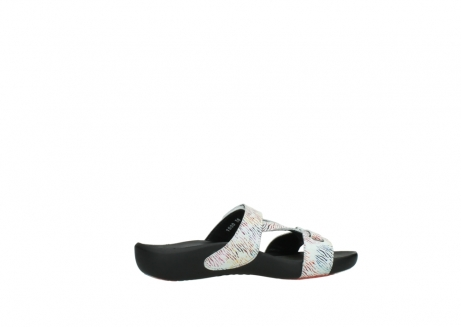 wolky slippers 01000 oconnor 70980 white multi color canal leather_12