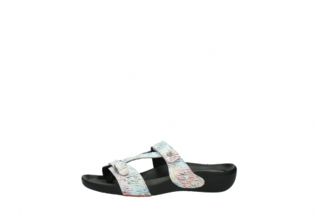 wolky slippers 01000 oconnor 70980 white multi color canal leather_24
