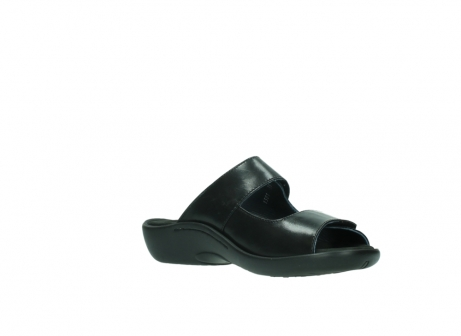 wolky slippers 01301 nepeta 30000 black leather_16