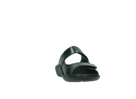 wolky slippers 01301 nepeta 30000 black leather_18