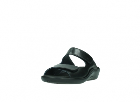 wolky slippers 01301 nepeta 30000 black leather_21