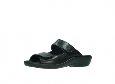 wolky slippers 01301 nepeta 30000 black leather_23