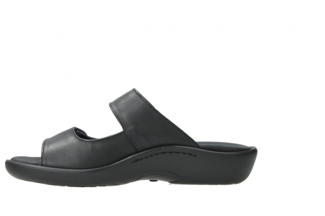 wolky slippers 01301 nepeta 30000 black leather_4