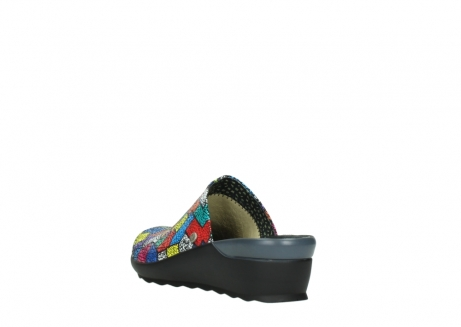 wolky slippers 02575 go 40922 picasso multi suede_5