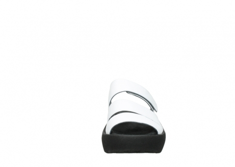 wolky slippers 03207 aporia 30100 white leather_19