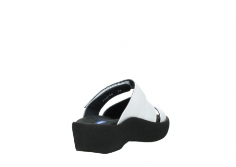 wolky slippers 03207 aporia 30100 white leather_9