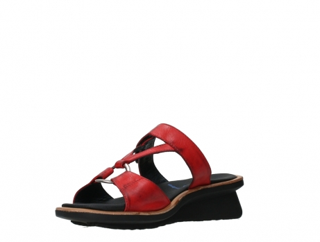 wolky slippers 03307 isa 21500 red leather_10