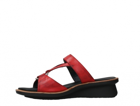wolky slippers 03307 isa 21500 red leather_12