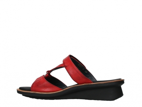 wolky slippers 03307 isa 21500 red leather_14
