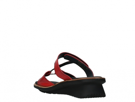 wolky slippers 03307 isa 21500 red leather_17