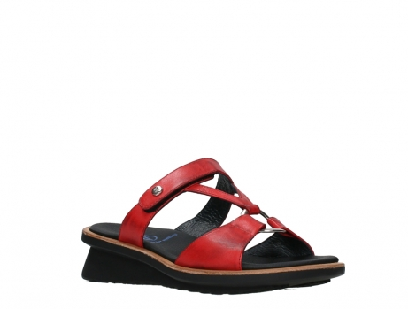 wolky slippers 03307 isa 21500 red leather_4