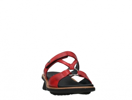 wolky slippers 03307 isa 21500 red leather_6