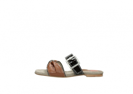 wolky slippers 04646 palm beach 60430 cognac leather_1