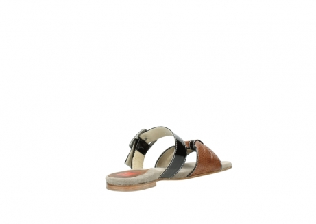 wolky slippers 04646 palm beach 60430 cognac leather_10