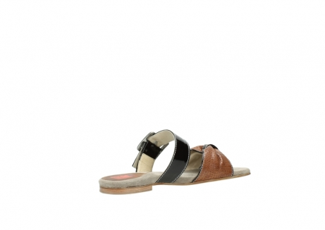 wolky slippers 04646 palm beach 60430 cognac leather_11