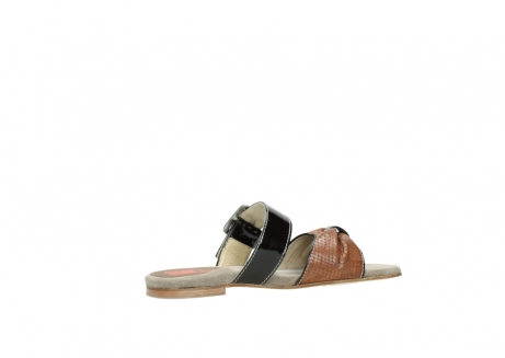 wolky slippers 04646 palm beach 60430 cognac leather_12