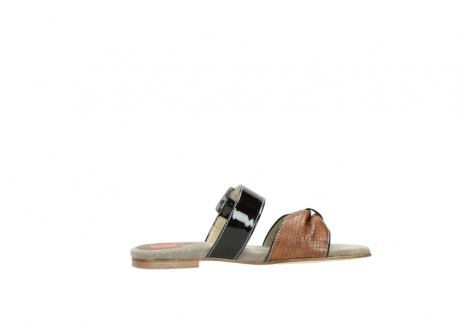 wolky slippers 04646 palm beach 60430 cognac leather_13
