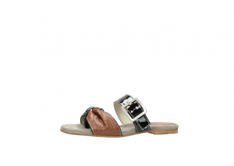 wolky slippers 04646 palm beach 60430 cognac leather_24