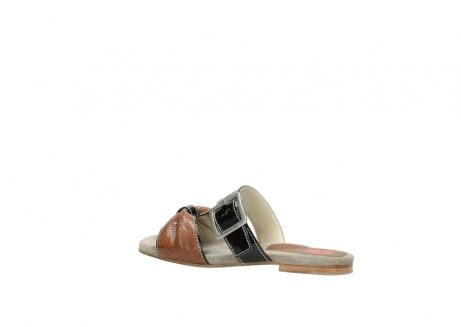 wolky slippers 04646 palm beach 60430 cognac leather_3