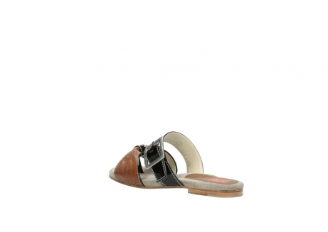 wolky slippers 04646 palm beach 60430 cognac leather_4