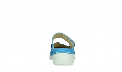 wolky slippers 06227 roll slipper 11865 royal blue nubuck_19