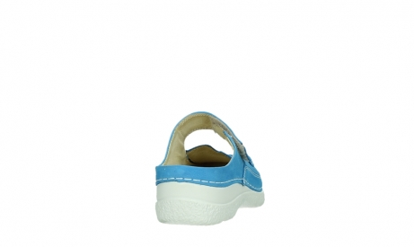 wolky slippers 06227 roll slipper 11865 royal blue nubuck_20