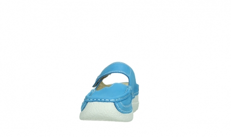 wolky slippers 06227 roll slipper 11865 royal blue nubuck_8