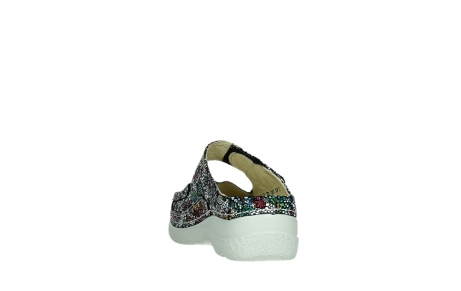 wolky slippers 06227 roll slipper 42070 black mosaic suede_18