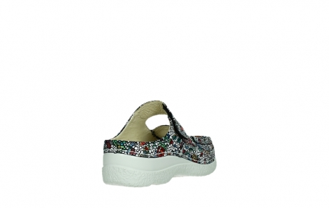 wolky slippers 06227 roll slipper 42070 black mosaic suede_21