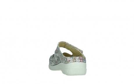 wolky slippers 06227 roll slipper 42157 taupe mosaic suede_18