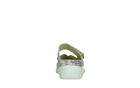 wolky slippers 06227 roll slipper 42157 taupe mosaic suede_19