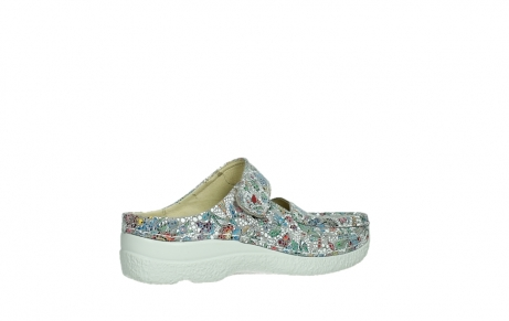 wolky slippers 06227 roll slipper 42157 taupe mosaic suede_23